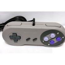 Controle Super Nintendo Na Caixa Lacrado Somente Aqui, Entre