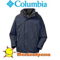 Campera Columbia Criterion 3 En1-weekendpesca-envíos