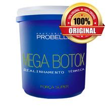 Mega Bottox Realinhamento Térmica Força Super 1kg - Probelle