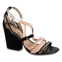 Sandália Salto Dumond 4108381   Zariff