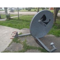Vendo-permuto Antena Parabolica Direct Tv Funcionando