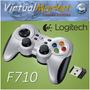 Mando Gamepad Logitech F710 Inalámbrico