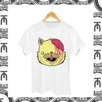 Camiseta Urso - Camiseta Zumbi - Dropdead