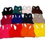 Kit Com 10 Top Fitness Suplex Academia Atacado Revenda