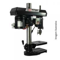 Furadeira Bancada Industrial 1/2hp 370w Fbm-160 Motomil