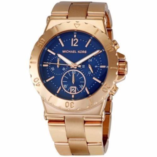 e9589dc4aed3 Reloj Michael Kors Para Mujeres Mk5410 Esfera Azul -   218.800 en Mercado  Libre