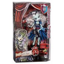Frankie Stein Monster High Freak Du Chic Mattel
