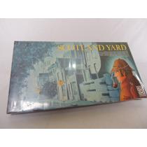 Jogo Scotland Yard - L A C R A D O - Grow - 1ª Versão - Novo