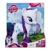 My Little Pony Pinkie Pie Y Rarity Grandes De Hasbro
