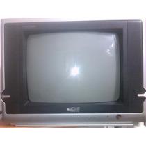 Tv General Plus 14 Pulgadas Con Control Remoto