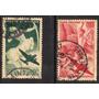 Estampilla Francia 1946-1947 Serie Completa Aereo