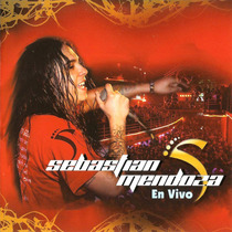 Sebastian Mendoza - En Vivo ( Cd ) - Los Chiquibum