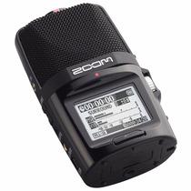 Gravador Digital De Audio Zoom H2n Digital Handy Recorder