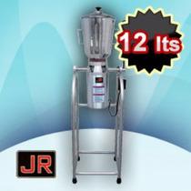 Licuadora De Pedestal Sistema De Vaciado Lp-12
