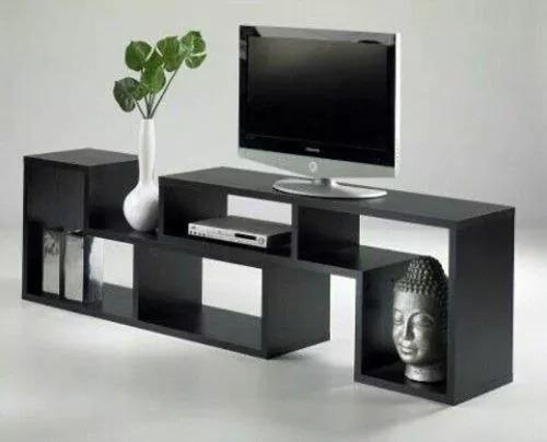 Fabulosos muebles minimalistas para tv y equipo de sonido bs 40 00 en mercado libre - Muebles para tv minimalistas ...