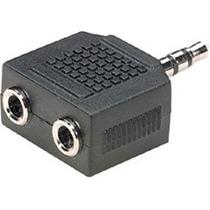 Divisor Auxiliar De 1 A 2 Audifonos 3.5mm Steren 251-130