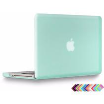 Carcasa Funda Case Protector Macbook Pro 13 Verde Tiffany