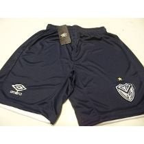 Short Umbro Juego Alternativo Azul Velez Sarsfield S Al Xl