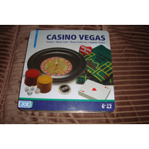 Casino Las Vegas Dados Black Jack Texas Hold Em Ruleta Poker