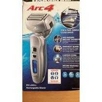 Rasuradora Recargable Panasonic Arc4 Es-la63-s 4 Cuchillas