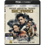 Sicario 4k Blu-ray Ultra Hd + Blu-ray