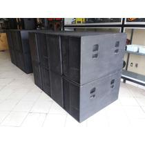 Caixa Sub Woofer Grave 21 Polegadas Ks Audio 2800w Passiva