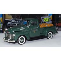 1:32 Chevrolet Pick Up 1950 Verde Cbarriles Signature Models