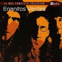 La Mas Completa Coleccion (2 Cd´s) Enanitos Verdes 2005 Umm