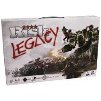 Risk Legacy Juego De Mesa
