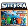 Bajoterra Slugterra Set X 8 Babosas 8cm. Diferentes.envio
