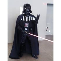 Fantasia Roupa Darth Vader De Luxe
