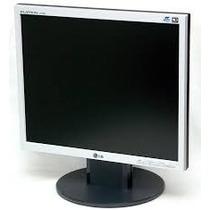 Kit 2 Monitores Lg L1750s 17 Polegadas Lcd Quadrado Dvi/usb