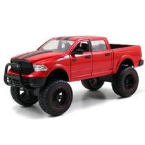 2014 Dodge Ram 1500 Pickup Roja Del Camión Todo Terreno