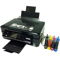 Instalación Sistema De Tinta Continua Todas Las Impresoras