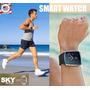 Reloj Smart Whatch Sky Americano Deportivo Bluetooth Calling