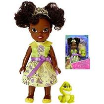 Juguete Disney Princesa Mi Primera Princesa Tiana Pequ W35