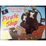 Barco Pirata - Arte Y Artesanía Diseño Y Construir Su Prop