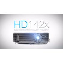 Novo Optoma Hd142x Fullhd 3d 1080p Wi-fi 3000lúmens 2hdmi