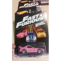 Hot Wheels De Coleccion Fast & Furious 2016 Honda S2000
