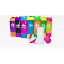 Shaker Smartshake 400ml Neon Suplementos Proteina Colores