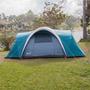 Barraca De Camping Gigante Laredo Gt 8/9 Pessoas Familiar
