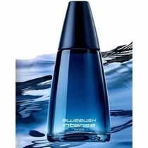 Perfume Blue Rush Intense Para Damas Colonia De Avon 50ml