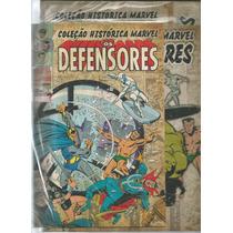Colecao Historica Marvel Os Defensores 01 Bonellihq 1 Cx372