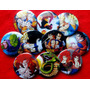 45 Pines Prendedores Colección Dragon Ball Z Manga Anime