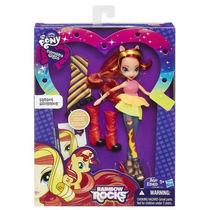 My Little Pony Equestria Girls Sunset Shimmer Original!