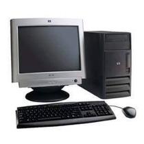 Computadora Completa Pentium 4. Garantía: 6 Meses