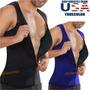 Estados Unidos Mens Neopreno Cinturón Modelador Envoltura