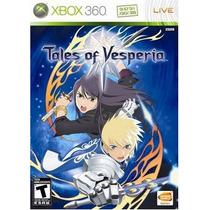Cuentos De Vesperia - Xbox 360