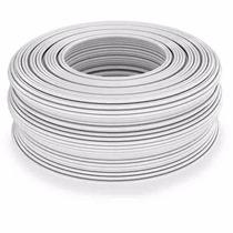 Rollo Cable 14awg 100m Resisteflexible 41hilos Blanc 2242liq