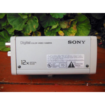Camara De Vigilancia Digital Sony A Color Ssc-cx34
